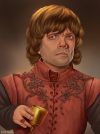 Tyrion Lannister from ynorka