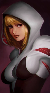 Spider Gwen from Zoma Yuan