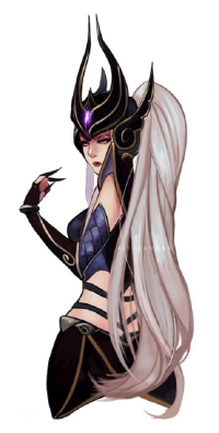 Syndra from Aira Saunar