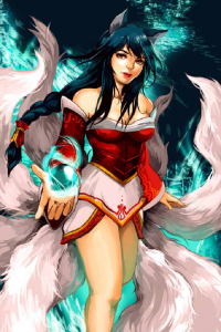 Ahri from betrayal-and-wisdom