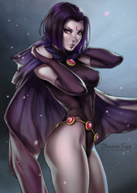 Raven from Dandonfuga