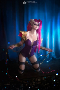 Chris DL as Zyra