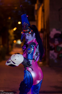 Allure Cosplay as Widowmaker