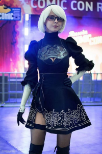 Helly Von Valentine as 2B