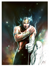 Wonder Woman from Rudy Ao
