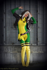 Lady Jaded as Rogue