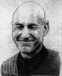 Jean-Luc Picard from Shinzo72