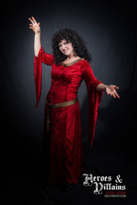 Critical Miss as Mother Gothel