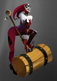 Harley Quinn from ples001