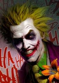 The Joker from Ryan Brown