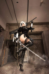 0kasane0 as 2B