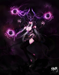 Syndra from 稚野