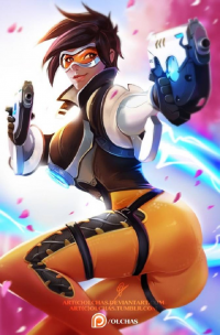 Tracer from Olchas