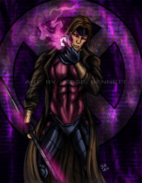 Gambit from Blueliberty