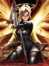 2B/Mercy from Liang-xing
