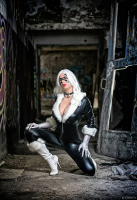 Lilly Fortune as Black Cat