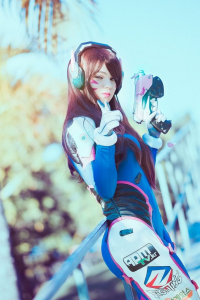 Annieseixascos as D.Va