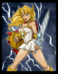 She-Ra from Lord Mesa
