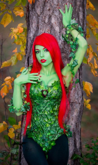 Ryuu Lavitz as Poison Ivy