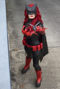 Carastrophic Creates as Batwoman