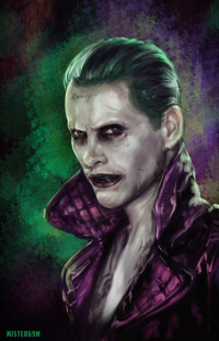 The Joker from Mister69M