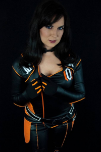 LadyStaba as Miranda Lawson