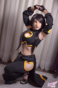 Dalin Cosplay as Umbreon