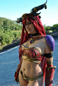Lancaster Cosplay Inc. as Alexstrasza