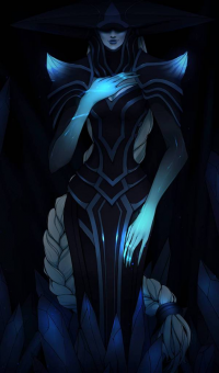 Lissandra from endlessnine