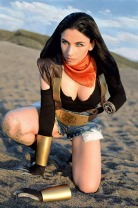 Giada Robin as Android 17