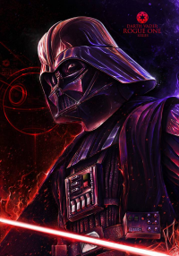 Darth Vader from Shanemolina