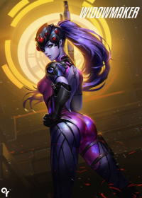 Widowmaker from Liang-xing