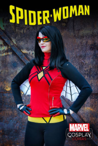 Yashuntafun as Spider-Woman