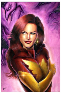 Dark Phoenix from J-Estacado