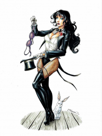 Zatanna from Collette Turner