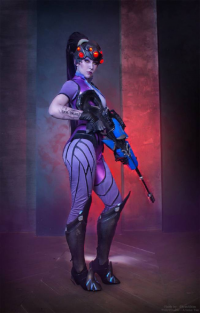 arienai-ten as Widowmaker