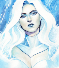 Emma Frost from Eric Chen