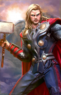 Thor from Aaron Foster