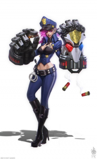 Vi/Officer from Paul Kwon