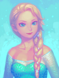 Elsa of Arendelle from Bellhenge
