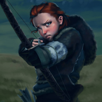 Ygritte from Leandrofranci