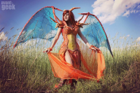 AvantGeek as Charizard