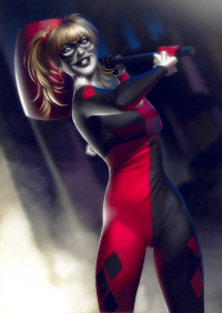 Harley Quinn from Leandrofranci