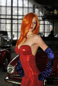 Diana Tamarova as Jessica Rabbit