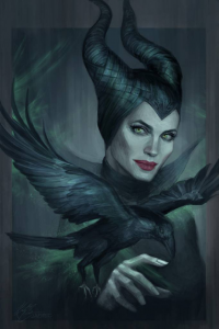Maleficent from jasric