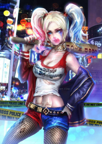 Harley Quinn from San