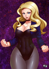 Black Canary from Joey & Joel