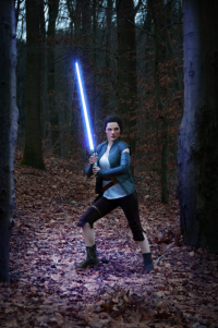 Blossom Of Faelivrin as Rey