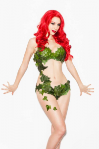 Tali Xoxo as Poison Ivy
