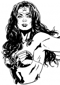 Wonder Woman from Marc Laming